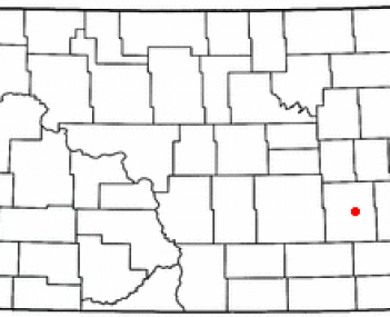 Location of Valley City, North Dakota