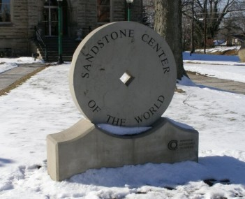 Amherst Ohio Grindstone Sign3