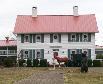 Belpre's oldest house, built in 1799