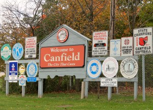 Canfield cremation planning
