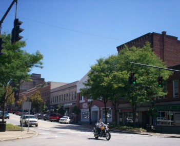 Downtown Kent Ohio 2