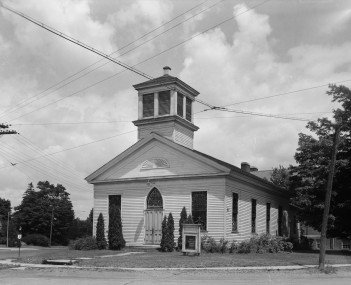 Historic First Universalist Church of Olmsted
