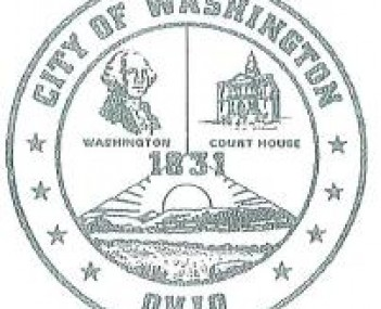Seal for Washington Court House