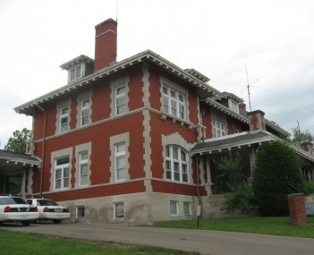 Morgan Mansion in Wellston