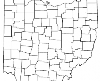 Location of Willoughby, Ohio
