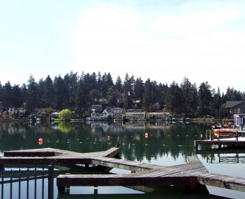 View of Lake Oswego