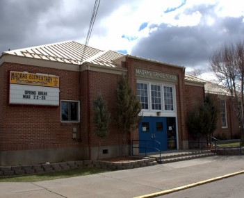 Madras Elementary School - Madras Oregon