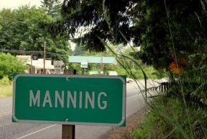 Manning funeral planning