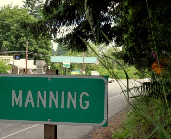 View of Manning