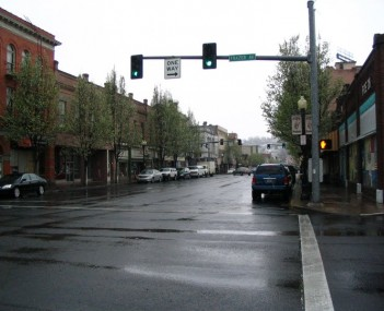 Pendleton Oregon downtown