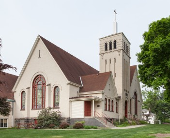 Bethel Presbyterian Church, the community's namesake