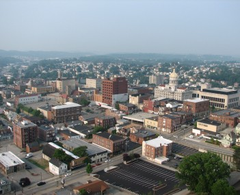 Downtown Greensburg