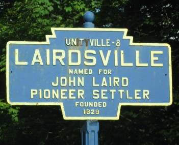 View of Lairdsville