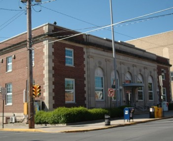 Lewistown Post Office