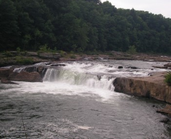 View of Ohiopyle