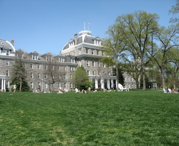 View of Swarthmore