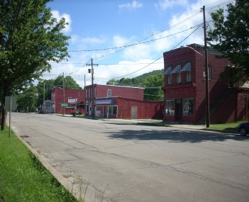 View of Tioga