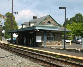 Willow grove station