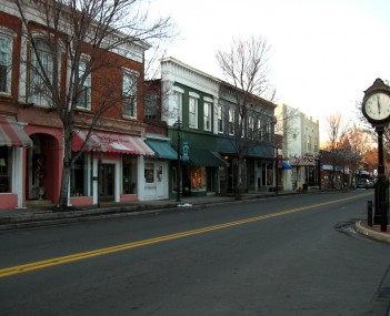 Downtown York, 2009