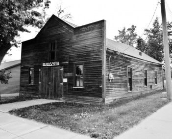 Stocker Blacksmith Shop listed on the National Register of Historic Places
