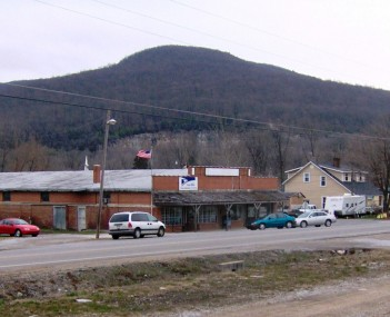 View of Crab Orchard