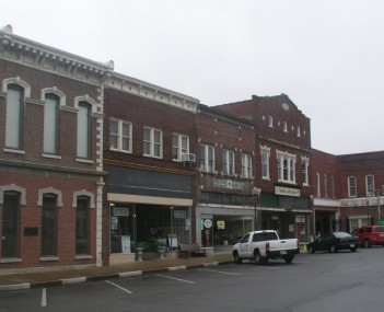 Gallatin Tennessee Town Square