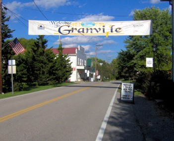 View of Granville