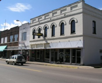 Downtown henderson tennessee