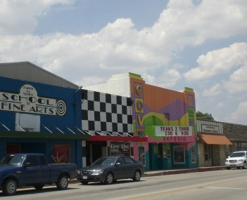 Copperas Cove downtown-2009