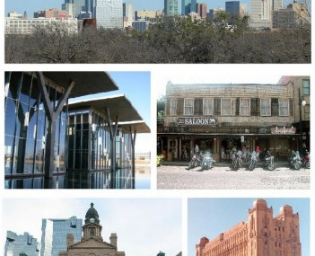 Fort Worth Montage