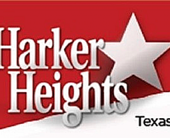 Location of Harker Heights, Texas