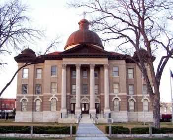 Hays courthouse