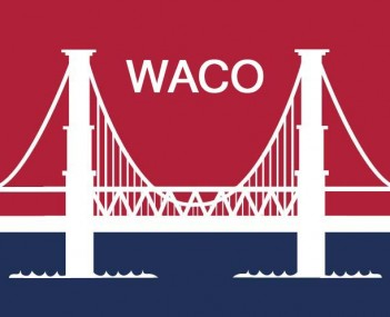 Flag for Waco