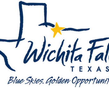Flag for Wichita Falls