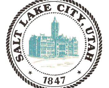 Seal for Salt Lake City