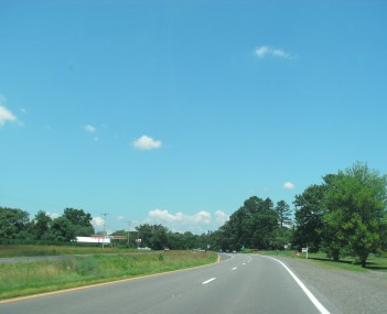 View of Amissville