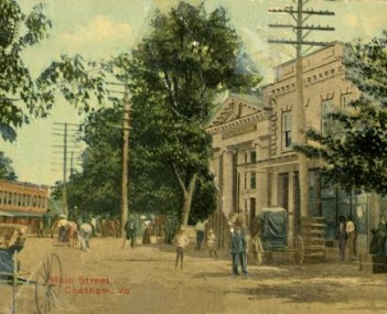 North Main Street, Chatham, circa 1909