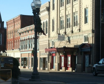Downtown Clifton Forge