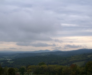 View of Delaplane