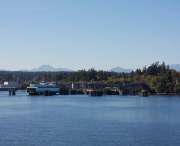 Bainbridge Island Harbor WA