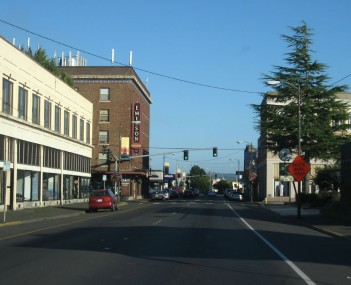 Downtown Hoquiam