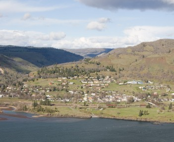 View of Lyle