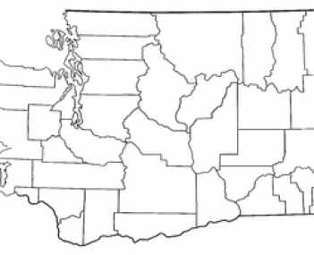Location of Ocean Shores, Washington