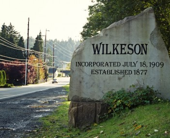 View of Wilkeson