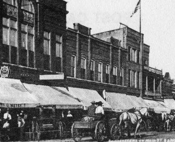 1902 Business District - Bangor
