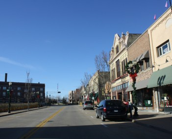 Downtown Menasha, a historic place