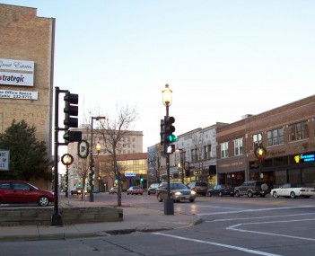 Downtown Oshkosh