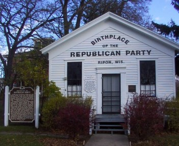 Birthplace of the US Republican Party 2