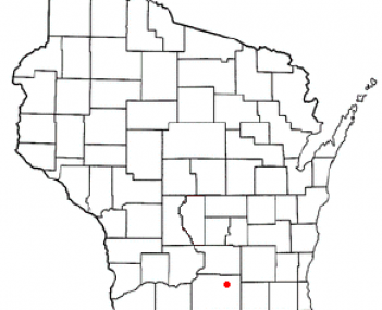 Location of Sun Prairie, Wisconsin