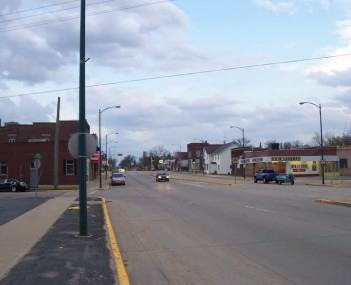Tomah Downtown